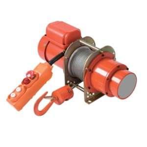Treuil Electrique De Halage W-CP500 Capa. 500kg