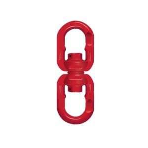 Emerillon à Roulement ELR EXCEL® Œil-Œil Ø 14 CMU 2T Coul. Rouge