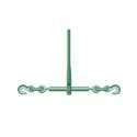 Tendeur D'Arrimage à Cliquet + Crochet Green Pin P-7130 Pour Chaîne Ø 8-10mm