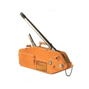 Treuil à Câble Passant (Palan à Câble Acier) Charge Utile 0.8T