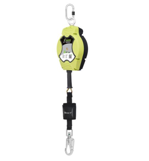 Stop Chute – Antichute  Automatique Horizontal Et Vertical à Câble 15m
