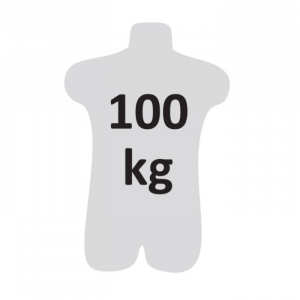 Utilisateur Maximum 100 Kg